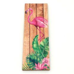 flamingos-deszka-mintas-festett-fatabla-hobbykreativ