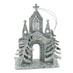 felakaszthato-templom-disz-ezust-csillamos-hobbykreativ