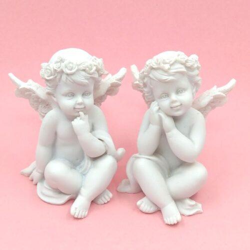 keramia-angyal-figura-rozsas-fejdisszel-torokulesben-hobbykreativ