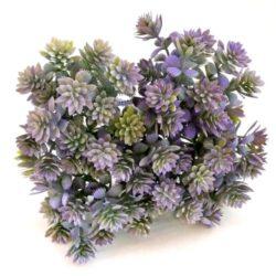 muanyag-diszitoelem-fogazott-levelekkel-lila-hobbykreativ-