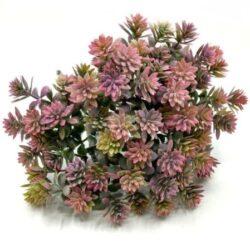 muanyag-diszitoelem-fogazott-levelekkel-rozsaszin-hobbykreativ-