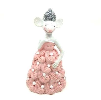 keramia-egerke-hercegno-rozsaszin-habos-ruhaban-hobbykreativ
