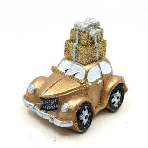 keramia-oldtimer-auto-ajandekkal-arany-hobbykreativ
