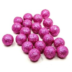 nagy-polifoam-golyok-pink-csillamos-hobbykreativ