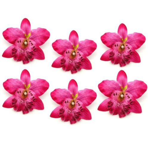 selyem-orchidea-fej-sotet-rozsaszin-6-db-hobbykreativ