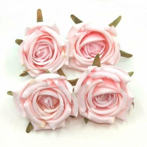 selyem-rozsa-fej-kicsi-pasztell-rozsaszin-4-db-hobbykreativ