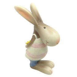 buci-nyuszi-lany-keramia-figura-hobbykreativ