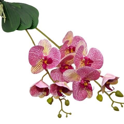 elethu-latex-orchidea-levellel-ciklamen-sarga-erezetes-hobbykreativ