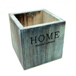 home-feliratos-festett-fadoboz-turkiz-barna-hobbykreativ