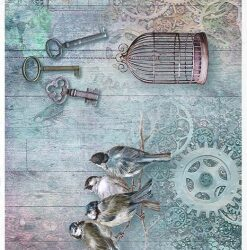 madarak-kulcsok-kalitka-fogaskerek-rizspapir-r1319-hobbykreativ