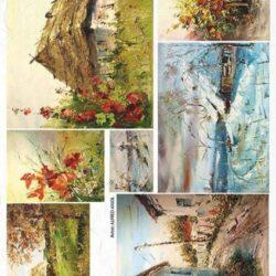 Alfred-Anioł-tanyas-hazas-festmenyek-R1214-hobbykreativ