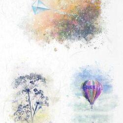 akvarell-holegballon-papirsarkany-rizspapir-r1604-hobbykreativ
