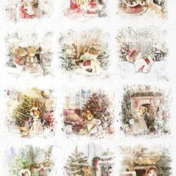 Karácsonyi rizspapírok