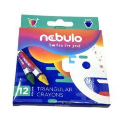 nebulo-haromszogletu-zsirkreta-12-db-hobbykreativ