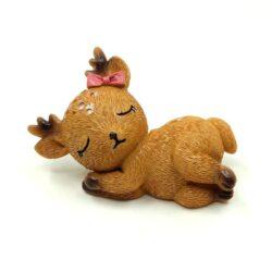 pottyos-keramia-ozike-figura-rozsaszin-masnival-hobbykreativ