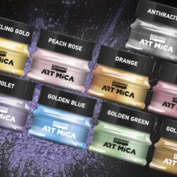 Pentart Art Mica effekt ásványporok