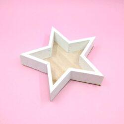 csillag-alaku-festett-feher-fa-tal-kicsi-hobbykreativ