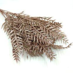 csillamos-palma-leveles-diszito-csokor-pezsgoarany-hobbykreativ