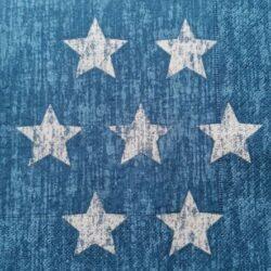 dekorszalveta-csillagok-farmerkek-hatterben-hobbykreativ