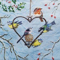 dekorszalveta-teli-madarak-hobbykreativ