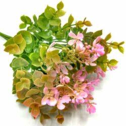 buxus-muanyag-diszitoelem-apro-viragokkal-rozsaszin-hobbykreativ