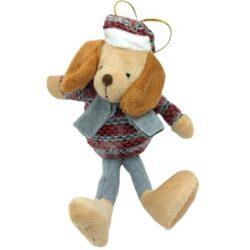 felakaszthato-textil-kutyus-figura-sallal-es-sapkaval-hobbykreativ