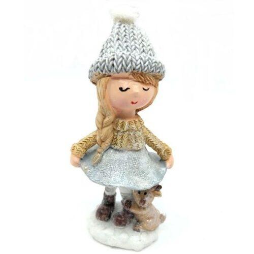 keramia-kislany-figura-szarvassal-szurke-barna-tobbfele-2-hobbykreativ