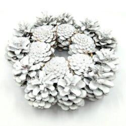 toboz-koszoru-festett-feher-18-cm-hobbykreativ